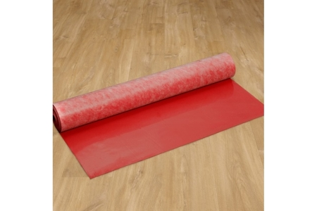 Quick Step vinyl sunheat underlay 10m2 Roll - For Luxury Vinyl