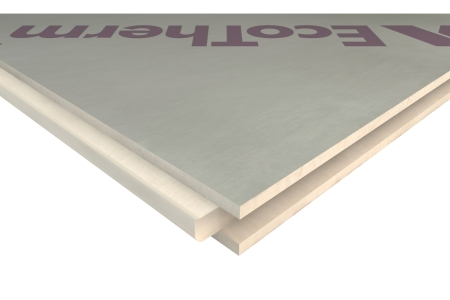 Ecotherm ECO-CAVITY Full Fill Insulation Board 1200 x 450 x 90mm