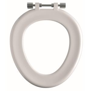 Twyford Sola Toilet Seat Ring Top White 350 SA1306WH