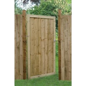 Featheredge Gate Pressure Treated 1800 x 920mm