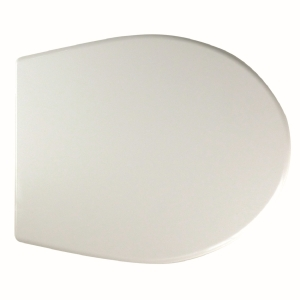 Twyford Alcona Toilet Seat and Cover Metal Hinges AR7815WH