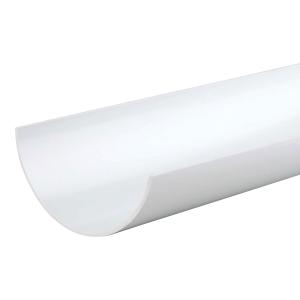 Osma RoundLine 0T072 Gutter 112mm White 2M