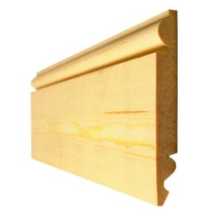 Skirting Board Timber Torus/Ogee - Standard 25mm x 175mm