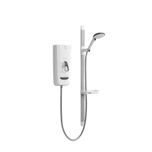 Mira Advance Flex 8.7kW Thermo Electric Shower W/Flex Fittings 1.1785.003