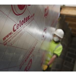 Celotex PIR Thermal Laminated Insulation Board 2400mm x 1200mm (2.88m2/SHEET)