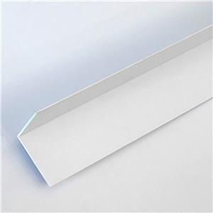Eurocell Rigid Angle Trim 40mm X 40mm White