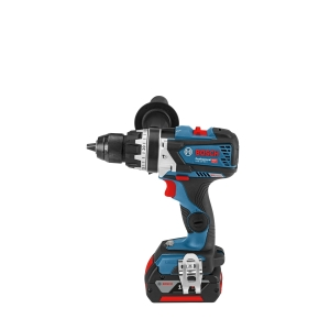 Bosch Gsb 18 V-85 C 18V Combi with 2 x 5.0 Ah Batteries and Charger in A L-BOXX