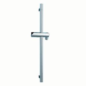 iflo Shower Riser Rail Chrome 650mm