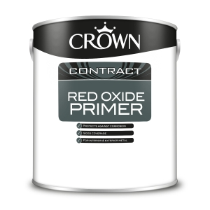 Crown Contract Crown Red Oxide Primer 2.5 L