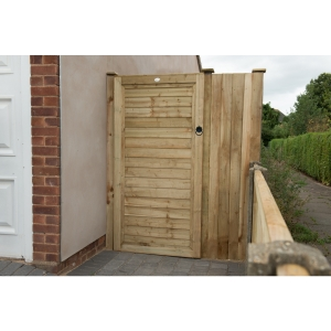 Superlap Sawn Timber Gate 1820mm x 910mm