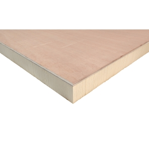 Ecotherm Eco Deck for Flat Roof 2400mm x 1200mm x 126mm