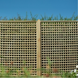 Premium Framed Trellis - 180 x 180cm - Pack of 3
