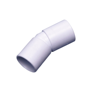 Osma Overflow 25¡ solvent bend white 21.5mm