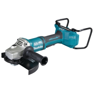 Makita DGA901ZU x 2 Twin 18V 36V Lxt Brushless 230mm Angle Grinder Body Only