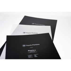 Proplex Damage Prevention Sheet Black 2mm x 1.2m x 2.4m