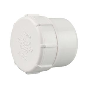Osmaweld 5Z292W 40mm Access Plug White