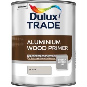Dulux Wood Primer Aluminium 1L