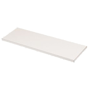 White Melamine Shelving 2440mm x 305mm x 15mm