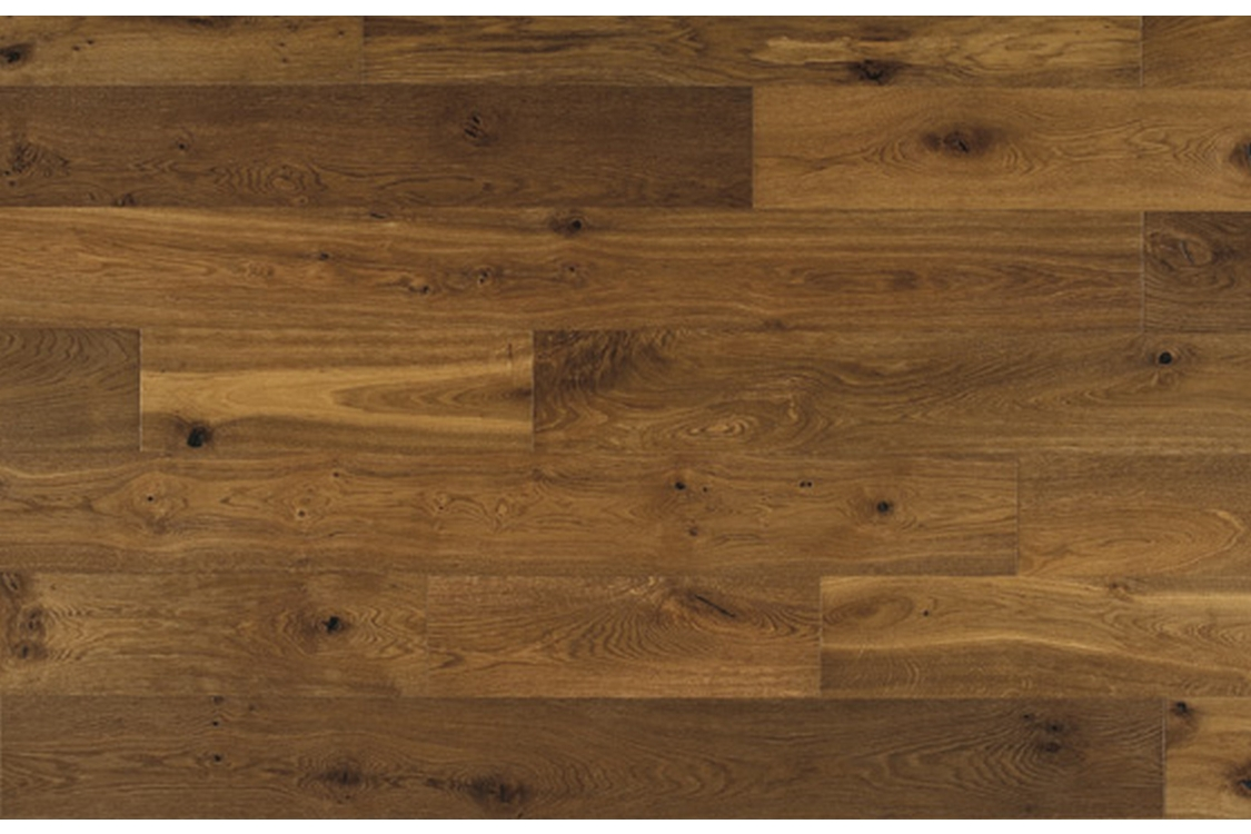 Elka Caramel Oak 1820 x 190 x 14mm Pack Size 2.075m2