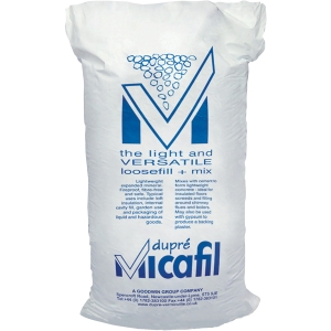 Dupre Minerals Vermiculite Insulation Liner Granules Bag 100L