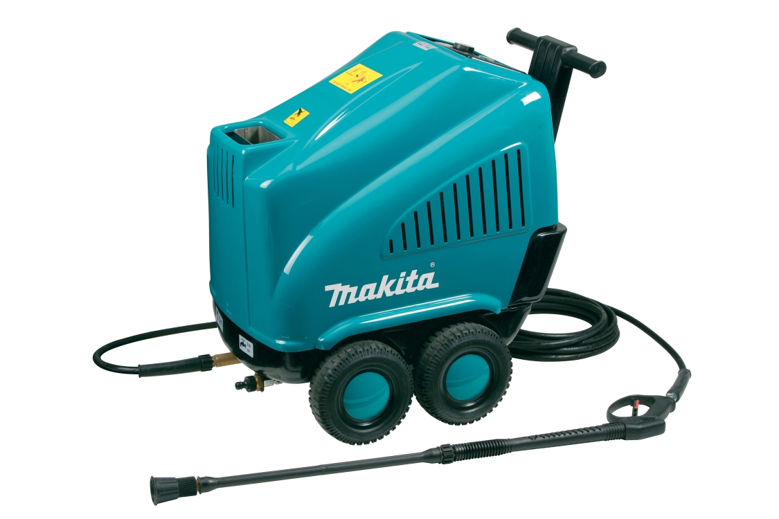 Makita HW120 240V Hot Pressure Washer