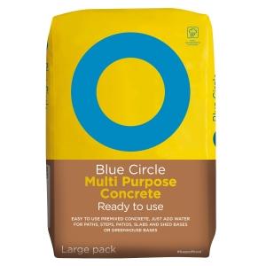 Blue Circle Multi Purpose Ready To Use Concrete 20kg