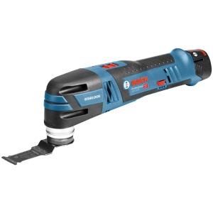 """Bosch Gop 12V-28 12V MULTI-CUTTER with 2 x 2.5 Ah BATTERIES, Charger and x 12 Accessories with L-BOXX"""""""