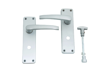 4trade Manila Lever Bathroom Lock Handle Saa