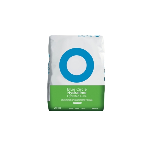 Blue Circle Hydralime Hydrated Lime 25kg