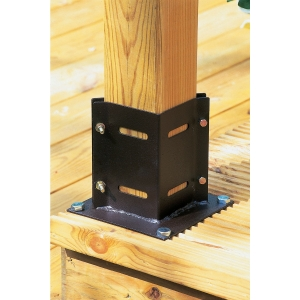 Easy-Fit Fence Base 90mm