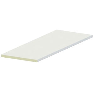 Liniar Soffit White 300mm x 9mm (Pack of 2)