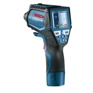 Bosch GIS1000C Thermal Detector (Alkaline Batteries + Soft Bag) 1.5 V AA Infrared Scanner 601083370