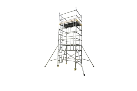 Alloy Tower .85 x 1.8 x 10.7m Agr