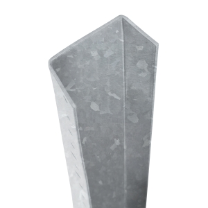 Durapost Fence U Channel Galvanised 56 x 30mm x 1800mm Home Delivered