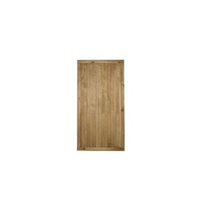 Timber Acoustic Gate 1800mm x 900mm