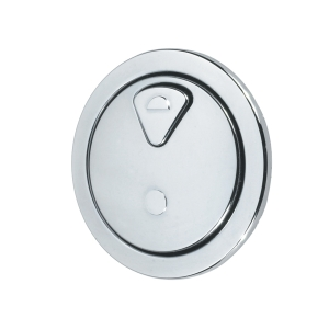 Dudley Cp (73.5mm Dia) Round D/F Push Button