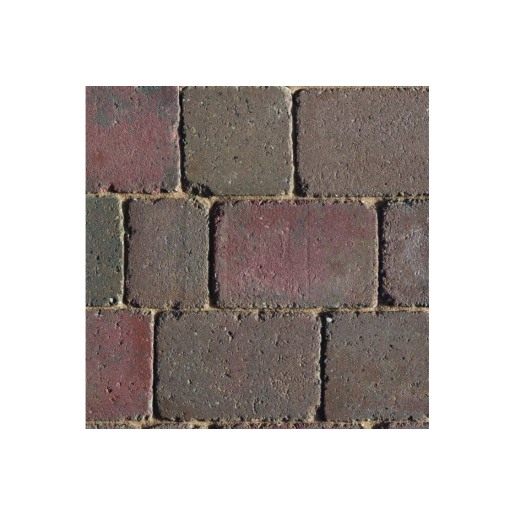 Bradstone Woburn Rumbled Concrete Block Paving Rustic 100mm x 134mm x 50mm - Pack of 672