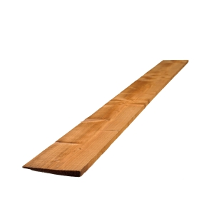 Feather Edge Board Treated Brown 22mm x 150mm