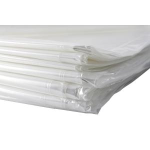 4Trade Polythene Dustsheet 3.6 x 3.6m 80gSM Pack 10
