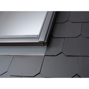 Velux Standard Slate Flashing Including Bdx Insulation Collar to Suit SK06 Roof Window 1140 x 1178mm