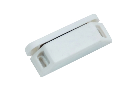 4Trade Magnetic Catch Closure White