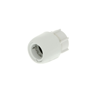 Hep2O Hand-TitanTM tap connector white 0.5x15mm