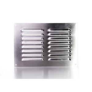 Rytons Building Products Ltd '9 x 6' Aluminium Louvre Ventilator