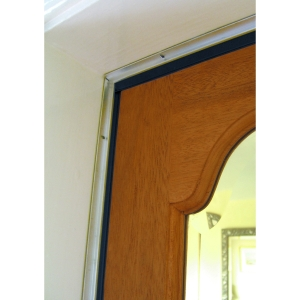 Stormguard heavy duty aluminium door surround seal