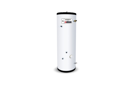Gledhill Esprit Indirect Unvented Hot Water Cylinder ERP C - 300L