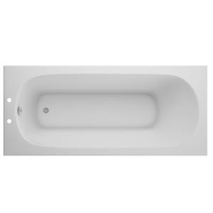Steel Bath 2 Tap Hole 1700 x 750mm