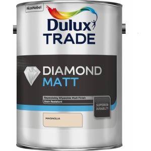 Dulux Diamond Matt Magnolia 5L