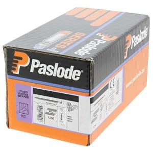 Paslode IM360CI Handy Pack St Galv Plus 90 x 3.1mm Box Qty 1100 & 1 Fuel Cell 141077