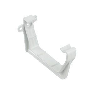 Osma SquareLine 4T819 Gutter Support Bracket 100mm White