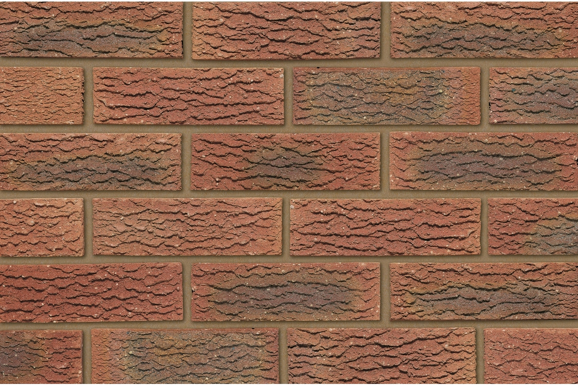 Ibstock Brick Dorket Head Cavendish Dorket Fireglow - Pack Of 475